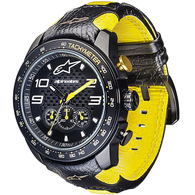 ALPINESTARS TECH WATCH RACE CHRONOGRAPH BLACK YELLOW
