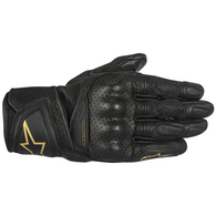ALPINESTARS WOMENS STELLA BAIKA GLOVE BLACK/GOLD