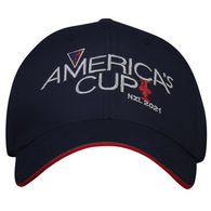 AMERICA' CUP AUCKLAND CAP - NAVY
