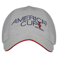 AMERICA'S CUP AUCKLAND CAP - SILVER