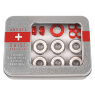ANDALE SWISS TIN BOX BEARINGS