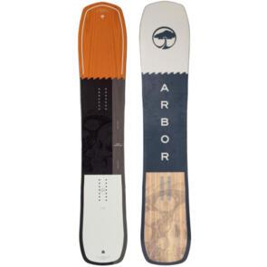 ARBOR 2022 CROSSCUT CAMBER SNOWBOARD