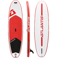 "ATLANTIS AIR ISUP PACKAGE 10'2"" RED"