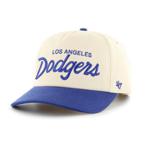 47 BRAND LOS ANGELES DODGERS NANTASKET SCRIPT 47 CAPTAIN DTR - NATURAL/ROYAL