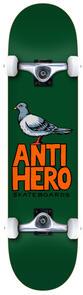ANTI HERO PIGEON HERO MD GREEN 7.75 X 31.6