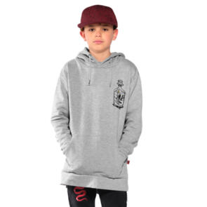 BAND OF BOYS BANDITS BOTTLE CLASSIC HOOD MARLE GREY