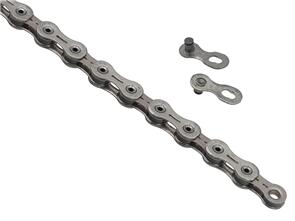 YBN BICYCLE CHAIN 11 SPEED SILVER
