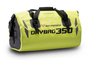 SW MOTECH SAFETY TAILBAG NEON YELLOW 35 LITRE