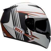 BELL 2020 RS-2 SWIFT MATTE WHITE/BLACK/RED