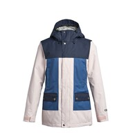 AIRBLASTER WOMENS HEARTBREAKER JACKET NAVY BLUSH