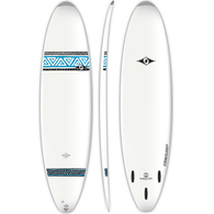 BIC SURF MINI MAL 7'3'' AZTEC BLUE