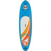 "BIC SURF INFLATABLE AIR SUP 10'0"" BLUE ORANGE"