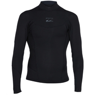 BILLABONG 2018 ABSOLUTE LITE L/S JACKET BLACK