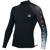 BILLABONG 2019 PRO SERIES AIRLITE 101 JACKET BLACK FADE