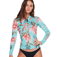 BILLABONG 2019 WOMENS PEEKY JACKET 1MM WATERFALL