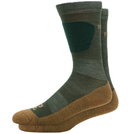 BILLABONG SNOW 2020 COMPASS MERINO SOCK FOREST