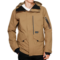 BILLABONG SNOW 2020 DELTA STX 45K JACKET ERMINE