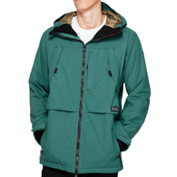 BILLABONG SNOW 2020 PRISM STX INSULAT JACKET FOREST