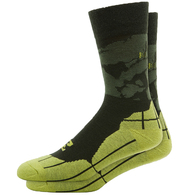 BILLABONG SNOW 2020 SUNDAYS MENS SOCKS CAMO