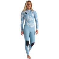 BILLABONG 2020 WOMENS 302 FURNACE SALTY DAYZ CZ STEAMER BLUE PALMS