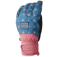 BILLABONG SNOW 2020 WOMENS HIGH FIVE GLOVES ECLIPSE