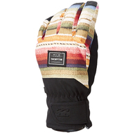 BILLABONG SNOW 2020 WOMENS HIGH FIVE GLOVES MULTI