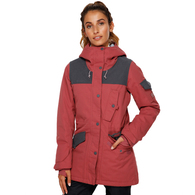 BILLABONG SNOW 2020 WOMENS SCENIC ROUTE 2L 10K JACKET VINTAGE PLUM
