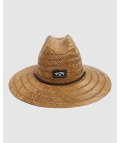 BILLABONG TIDES STRAW HAT BROWN