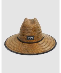 BILLABONG WAVES STRAW HAT BROWN