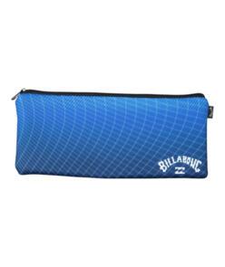BILLABONG LARGE PENCIL CASE DEEP BLUE
