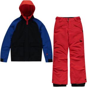 ONEILL SNOW 2021 YOUTH BOYS BOMBER + BOYS ANVIL PANTS COMBO