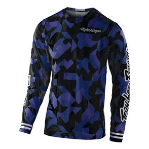 TROY LEE DESIGNS 2021 GP AIR JERSEY CONFETTI NAVY | YOUTH
