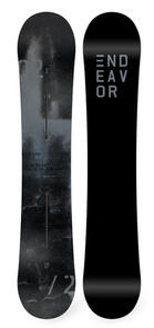 ENDEAVOR SNOWBOARDS 2021 BOD TRUCE PACKAGE
