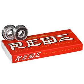 BONES BEARINGS SUPER REDS BEARINGS