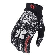 TROY LEE DESIGNS 2020 AIR GLOVE BONEYARD BLACK