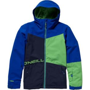 ONEILL SNOW 2020 YOUTH STATEMENT JACKET SURF BLUE
