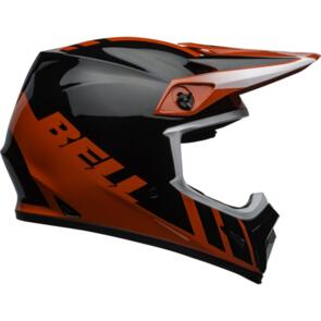 BELL HELMETS MX-9 MIPS DASH RED/BLACK