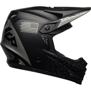 BELL HELMETS MOTO-9 YOUTH MIPS SLAYCO MATTE/GLOSS BLACK/GRAY