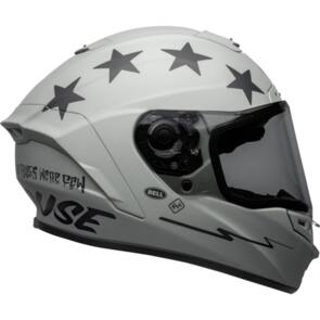 BELL MOTO HELMETS STAR DLX MIPS FASTHOUSE VICTORY CIRCLE MATTE GREY/BLACK
