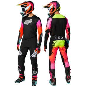 FOX RACING 2021 FLEXAIR PYRE JERSEY & PANTS COMBO