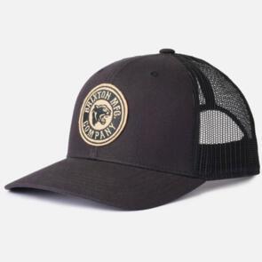 BRIXTON FORTE X MP MESH CAP BLACK