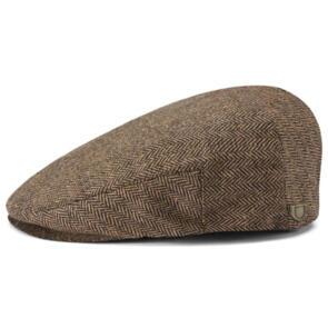 BRIXTON HOOLIGAN SNAP CAP BROWN/KHAKI