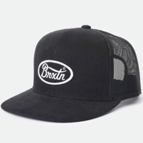 BRIXTON PARSONS HP MESH CAP BLACK