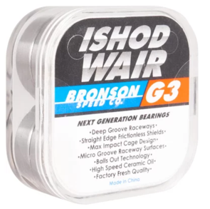 BRONSON SPEED CO G3 ISHOD BEARINGS