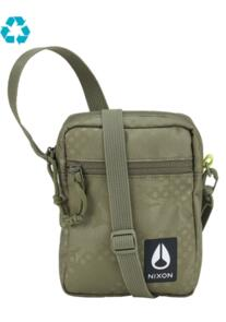 NIXON STASH BAG OLIVE DOT CAMO