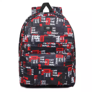 VANS OLD SKOOL 3 BACKPACK HEATHER PACKING TAPE