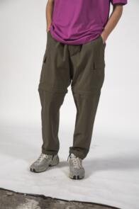 THING THING CARGO CON PANT ARMY