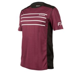 FASTHOUSE 2021 CLASSIC CARTEL SHORT SLEEVE JERSEY HEATHER MAROON