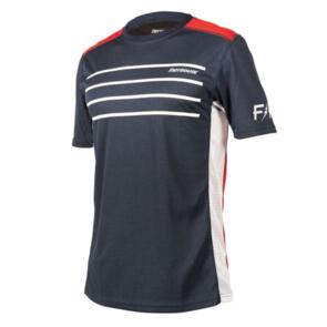 FASTHOUSE 2021 CLASSIC CARTEL SHORT SLEEVE JERSEY HEATHER NAVY