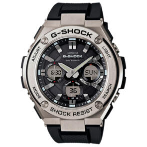 CASIO G-SHOCK G-STEEL ANALOGUE/DIGITAL MENS WATCH GSTS110-1A